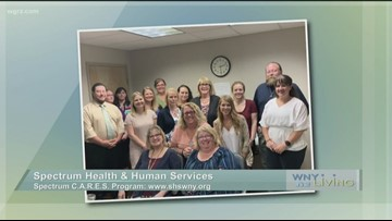 January 18 - Spectrum Health & Human Services