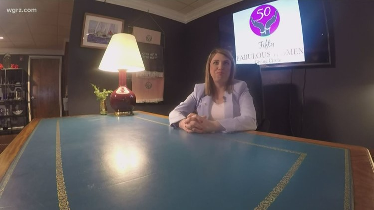 City Shaper: Lisa Latrovato/Fifty Fabulous Women Giving Circle