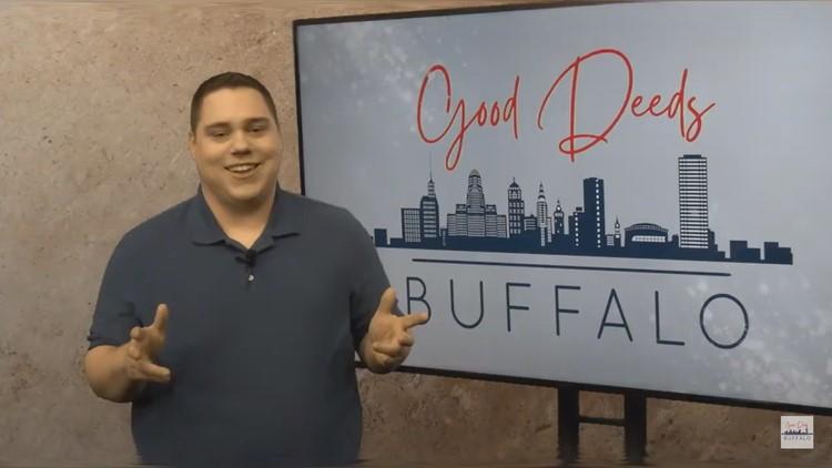 'Good Deeds Buffalo': Highlighting the good things and good people of Buffalo