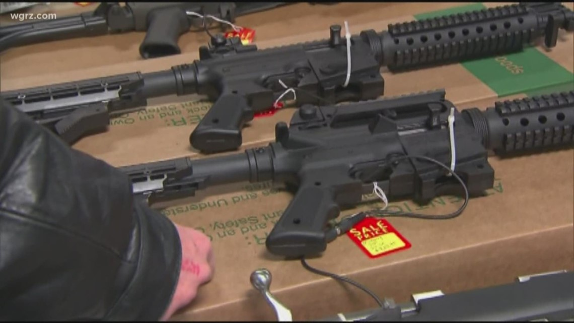 bill proposed in albany would ban gun raffles