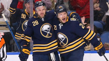 Sabres beat Jets, pull within six points of playoff spot