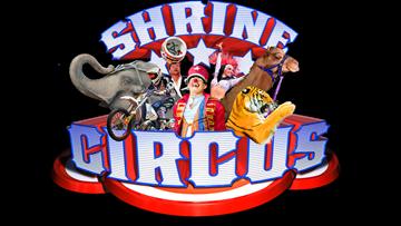 March 7 - Shrine Circus