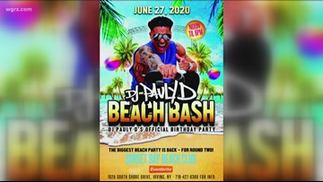 Jersey Shore's DJ Pauly D coming to Western New York