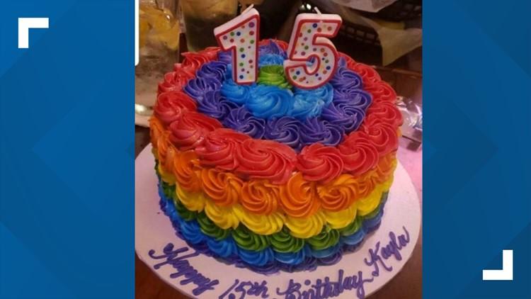 kayla kenney cake