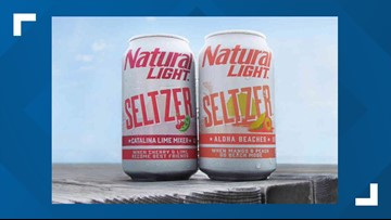 Natural Light is joining the summer craze with hard seltzer