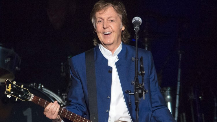 Paul McCartney, Lionel Richie, Taylor Swift join list of presenters for Rock and Roll Hall of Fame induction ceremony