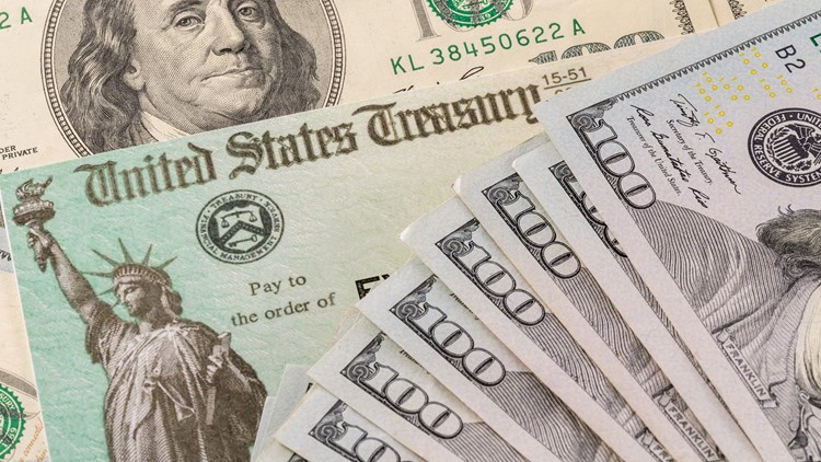IRS is sending checks to millions of Americans starting Friday