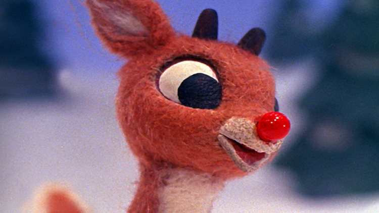 rudolph the rednosed reindeer airs tonight on cbs at 8 p