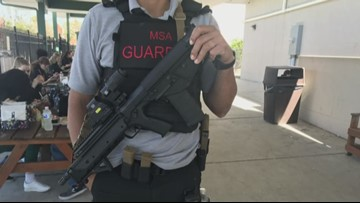 Manatee charter school is first in US to have guardians carry long guns