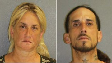 Florida mother, son win lottery, then go to jail