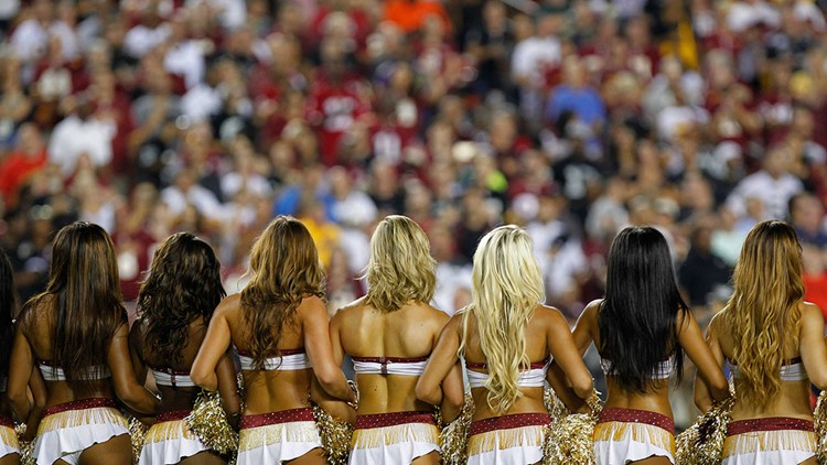 Report: Redskins' Cheerleaders tell New York Times about an inappropriate trip to Costa Rica