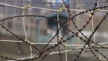 Inside Korea's the DMZ between North and South Korea