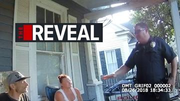 Police officer tells citizen 'suck my ****!'