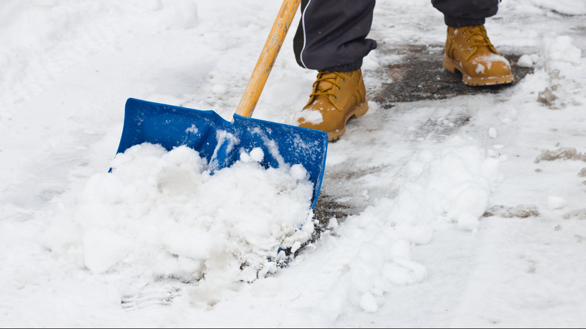 Snow Removal Service App Overwhelmed With Requests Over The Weekend Wgrz Com