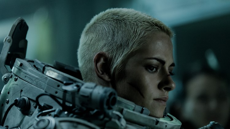 """Kristen Stewart stars in Twentieth Century Fox's """"Underwater""""."""