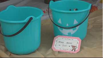 West Michigan mother organizes Halloween event for children with food allergies